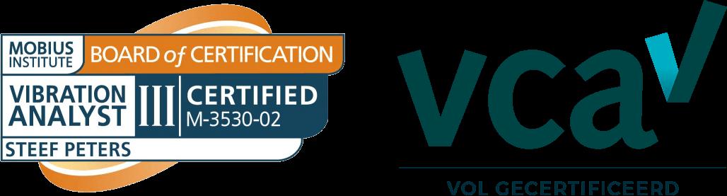 Vib-assist certificeringen